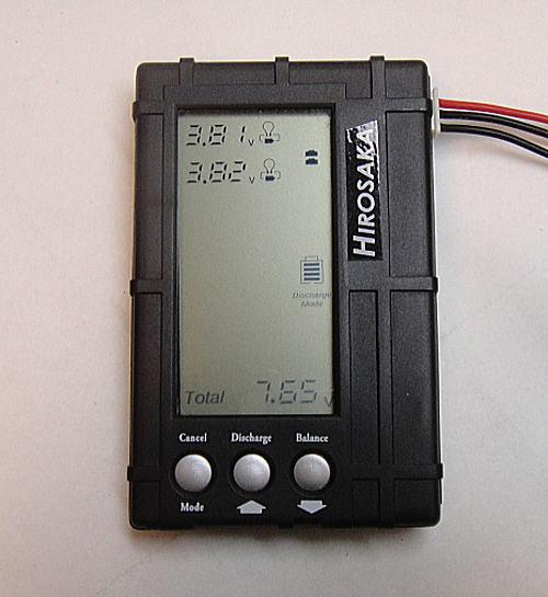 画像1: バッテリーバランサー(放電器)