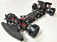 DRR-02 ドリフトキット レッドアルマイト