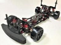DRR-02C ドリフトキット レッドアルマイト
