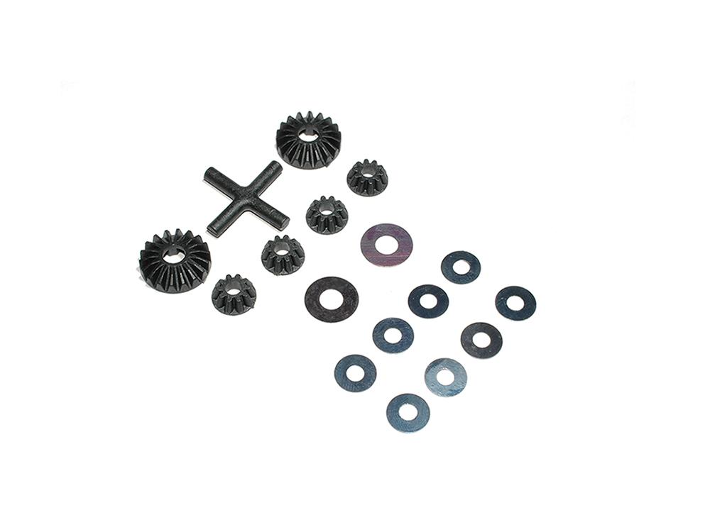 画像1: R090110 ギヤデフギヤセット PLANETARY GEAR SET-PLASTIC