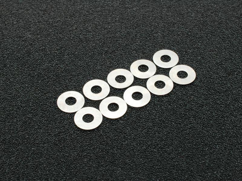 画像1: R043593 ワッシャー3.5×9×0.3 WASHER  3.5x 9 x0.3  (10)