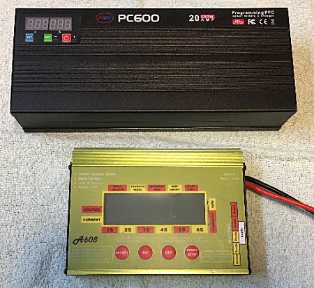 画像1: 充電器電源パック (A608・PC600)